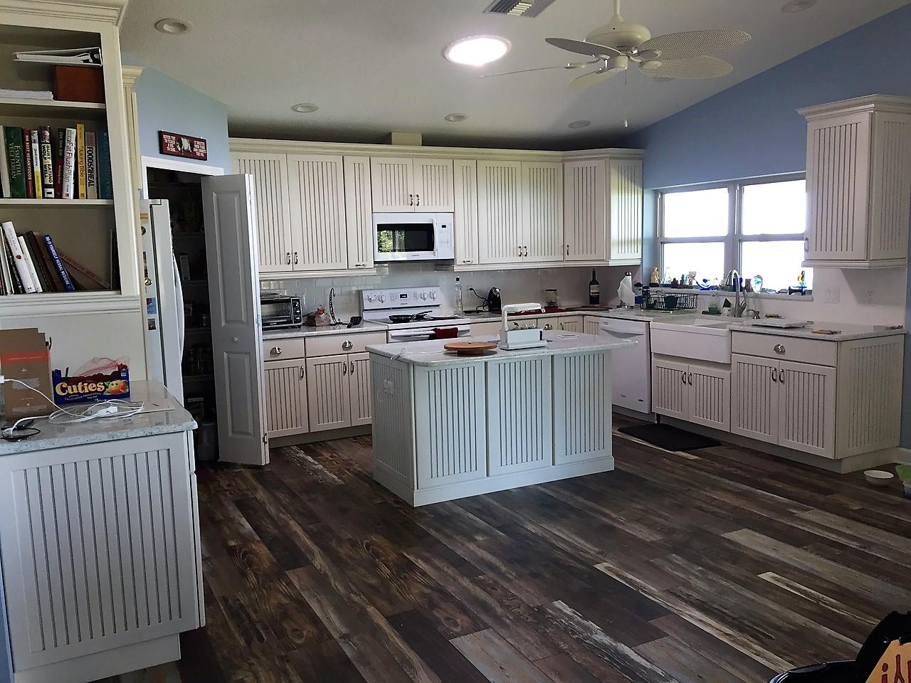 Contractor Kitchen Remodel Brevard